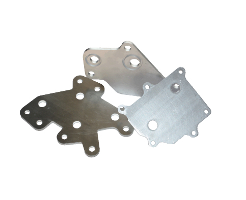 WATER/OIL COOLERS THERMOSTAT HOUSING PLATES